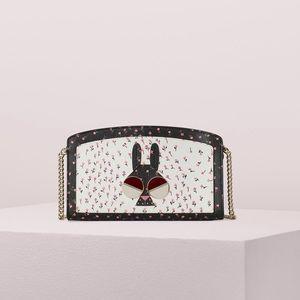 🐰Kate Spade spademals money bunny crossbody